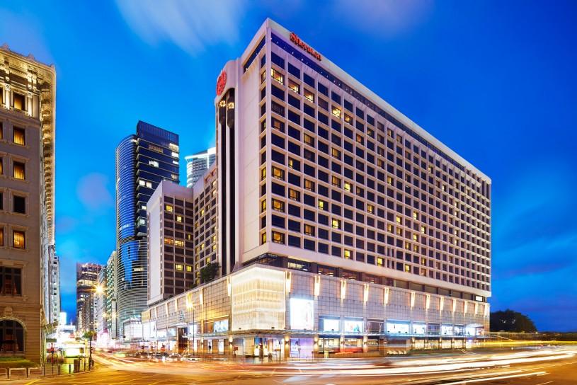 Photo courtesy Sheraton Hong Kong Hotel & Towers