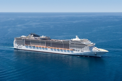 Photo courtesy MSC Cruises