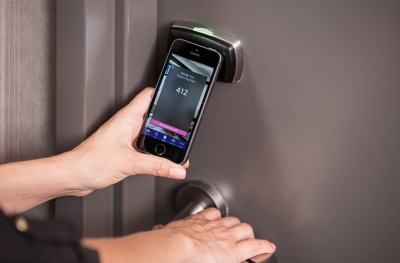 SPG Keyless is now rolling out to more brands across the Starwood portfolio, and app updates will add new functionality. Photo courtesy of Starwood Hotels & Resorts.
